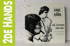Eric Schneider Featuring Earl Hines, Barrett Deems, Duke Groner – Eric And Earl (LP) C30