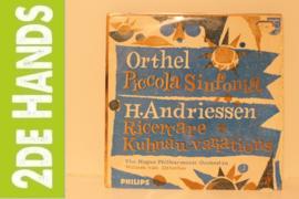 Orthel / H. Andriessen – Piccola Sinfonia / Ricercare + Kuhnau-variations (LP) C90