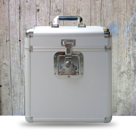 LP Flightcase - Zilver
