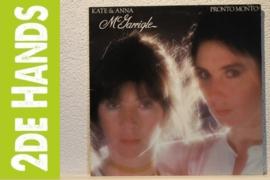Kate & Anna McGarrigle - Pronto Monto (LP) E80