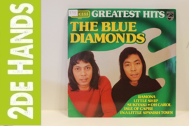Blue Diamonds ‎– Greatest Hits (LP) F80
