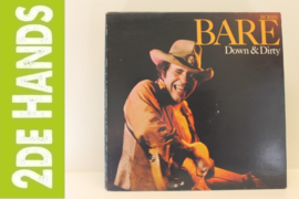 Bobby Bare ‎– Down & Dirty  (LP) L10