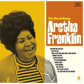 Aretha Franklin - The Electrifying Aretha (LP)