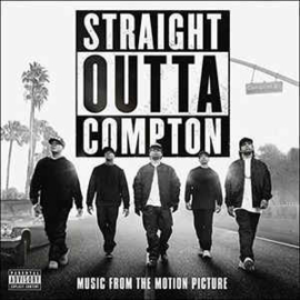 Various ‎– Straight Outta Compton (Music From The Motion Picture) (LP)