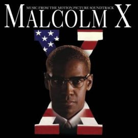 Various ‎– Malcolm X (Music From The Motion Picture Soundtrack) (LP)