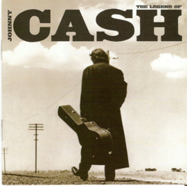 Johnny Cash – The Legend Of Johnny Cash (2LP)