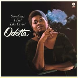 Odetta - Sometimes I Feel Like Cryin' (LP)