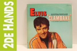 Elvis Presley – Clambake (LP) B60