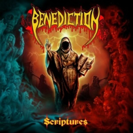 Benediction - Scriptures (2LP)