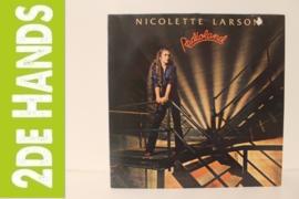 Nicolette Larson – Radioland (LP) H40