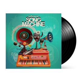 Gorillaz - Song Machine, Season 1 (LP)