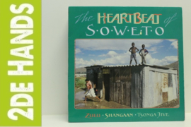 Various ‎– The Heartbeat Of Soweto (LP) H40
