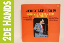 Jerry Lee Lewis ‎– Original Golden Hits Volume III (LP) B30