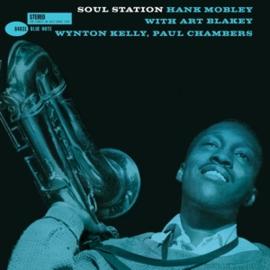 Hank Mobley - Soul Station -Blue Note Classic- (LP)