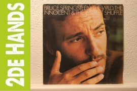 Bruce Springsteen - The Wild, The Innocent & The E Street Shuffle (LP) H30