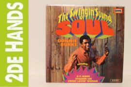 Donnie Burks – The Swingin' Sound Of Soul (LP) D80