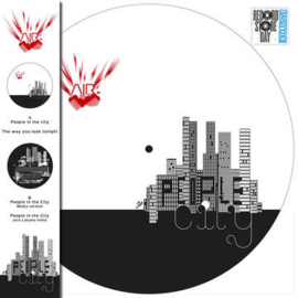 Air - People In the City (RSD 2021) (PICTURE DISC)