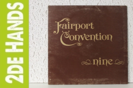 Fairport Convention ‎– Nine (LP) E40
