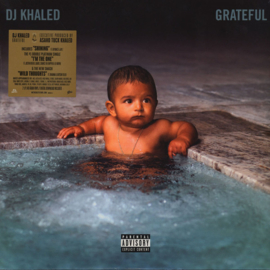DJ Khaled – Grateful (2LP)