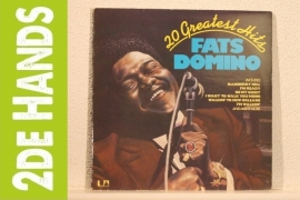 Fats Domino - 20 Greatest Hits (LP) K30