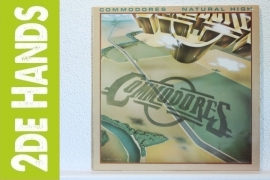 Commodores - Natural High (LP) E40