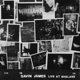 Gavin James – Live At Whelans (LP)