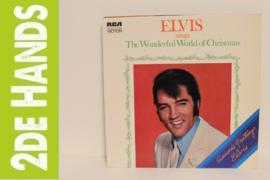 Elvis Presley - Elvis Sings The Wonderful World Of Christmas  (LP) B30