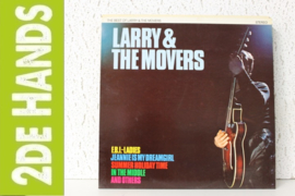 Larry & The Movers ‎– The Best Of Larry & The Movers (LP) E70