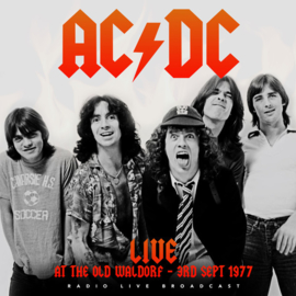 AC/DC ‎– Live At The Waldorf - 3rd Sept 1977 (LP)