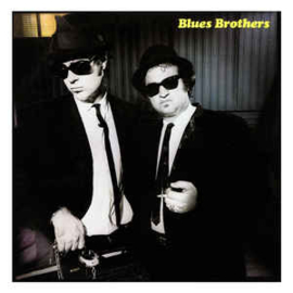 Blues Brothers ‎– Briefcase Full Of Blues (LP)