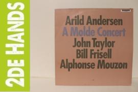 Arild Andersen, John Taylor, Bill Frisell, Alphonse Mouzon – A Molde Concert (LP) H30