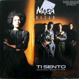 """Matia Bazar - Ti Sento (12"""" Single) T30"""