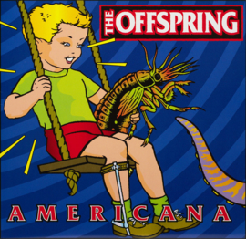 The Offspring ‎– Americana (LP)