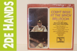 Count Basie ‎– At The Savoy Ballroom (LP) G80