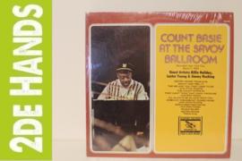 Count Basie – At The Savoy Ballroom (LP) G80