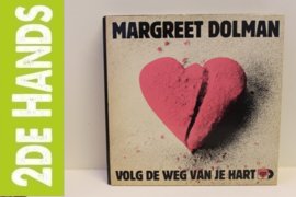Margreet Dolman – Volg De Weg Van Je Hart (LP) J50