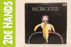 Electric Food ‎– Electric Food (LP) D90