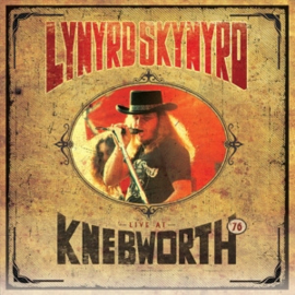 Lynyrd Skynyrd - Live At Knebworth '76 (2LP+DVD)