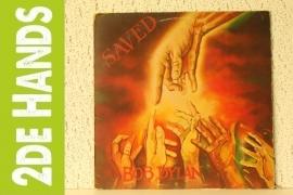 Bob Dylan - Saved (LP) E20