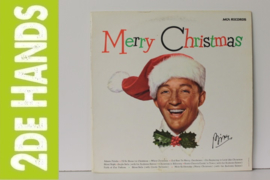 Bing Crosby ‎– Merry Christmas (LP) J70