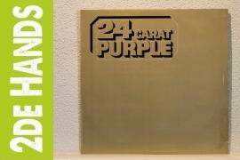 Deep Purple - 24 Carat Purple (LP) H70