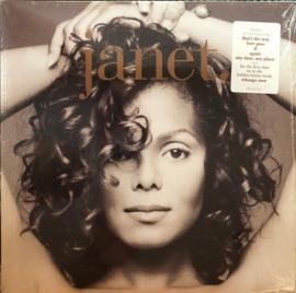 Janet Jackson – Janet (2LP)