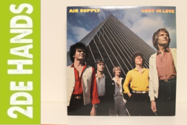 Air Supply ‎– Lost In Love (LP) D90