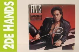 Finis Henderson – Finis (LP) E70