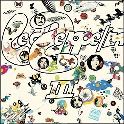 Led Zeppelin - III (LP)