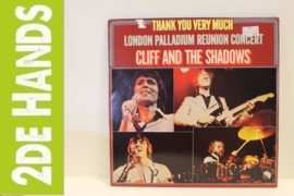 Cliff Richard And The Shadows ‎– Thank You Very Much - London Palladium Reunion Concert (LP) C30
