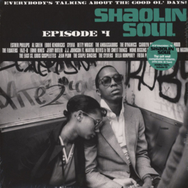 Various – Shaolin Soul (Episode 4) (2LP+CD)