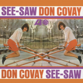 Don Covay ‎– See Saw (LP)