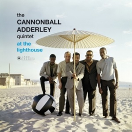 Cannonball Adderley Quintet - At the Lighthouse (LP)