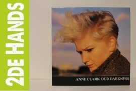 """Anne Clark – Our Darkness (12"""" Single) H50"""